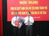 Hải Phòng bổ nhiệm thêm 2 lãnh đạo Sở
