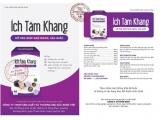 Cục ATTP yêu cầu dừng sản xuất, lưu hành sản phẩm Ích Tâm Khang của công ty Sức Khỏe Việt