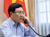 Việt Nam và Nhật Bản tích cực hợp tác phòng chống dịch COVID-19