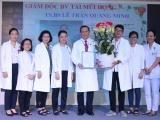 Tiến sĩ, Bác sĩ Lê Trần Quang Minh giữ chức vụ Giám đốc Bệnh viện Tai Mũi Họng