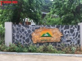 Hòa Bình: Hàng loạt sai phạm tại Khu nghỉ dưỡng Mai Châu Mountain View