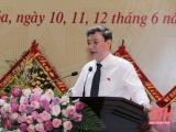 Ông Lê Anh Xuân tái đắc cử Bí thư thành phố Thanh Hóa nhiệm kỳ 2020 - 2025