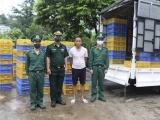 Quảng Ninh: Bắt giữ xe tải chở 6.500 con gà giống nhập lậu