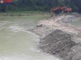 Cao Bằng: Huyện Hòa An đến khi nào mới chấm dứt tình trạng 'cát tặc' lộng hành