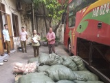 Quảng Ninh: Bắt giữ 1,7 tấn thịt vịt không rõ nguồn gốc