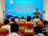 Huyện Hoằng Hóa (Thanh Hóa): 'Khởi động' mùa du lịch Hải Tiến năm 2020