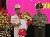 Bộ Công an bổ nhiệm Giám đốc công an tỉnh Quảng Bình và Quảng Trị