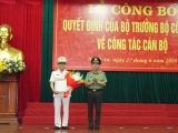 Giám đốc Công an tỉnh Hà Tĩnh điều động làm Giám đốc Công an tỉnh Nghệ An