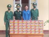 Quảng Ninh: Bắt đối tượng vận chuyển gần 200kg pháo nổ nhập lậu