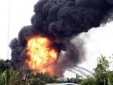 Hà Nội: Sẽ công khai nồng độ hoá chất trong vụ cháy tại cảng Đức Giang
