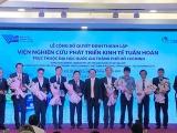 Viện Nghiên cứu phát triển kinh tế tuần hoàn đầu tiên được thành lập tại Việt Nam