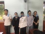Quảng Ninh: Bắt giữ 5 người Trung Quốc nhập cảnh trái phép