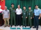 Nhật Bản cảm ơn Việt Nam hỗ trợ khi máy bay P-3C gặp sự cố
