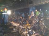 Vụ cháy chung cư Carina: Cơ quan CSĐT đề nghị truy tố 2 bị can