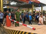 Bộ GTVT đề nghị xử lý nghiêm đối tượng gây rối tại BOT Hòa Lạc - Hòa Bình