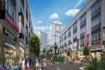 Giới đầu tư tiếp tục 'săn lùng' các dự án nhà phố thương mại