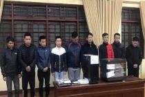 Hà Nội: Triệt phá ổ cá độ bóng đá 500 tỷ đồng