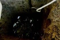 Kon Tum: Người mẹ nhẫn tâm bỏ rơi bé gái sơ sinh dưới hố sâu