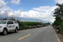 Quảng Bình: Ô tô tải lấn làn tông xe máy, 2 người tử vong