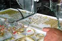 Chủ tiệm vàng ở An Giang báo bị cướp 21 cây vàng