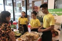 Nhộn nhịp Ngày hội tiêu dùng Xanh – Xuân 2019 tại TP.HCM