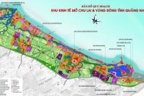 Thủ Tướng quyết định điều chỉnh quy hoạch Khu kinh tế mở Chu Lai