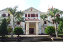 Thanh Hóa: Một cán bộ ban quản lý dự án đầu tư xây dựng huyện bị bắt