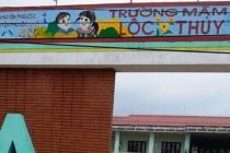 Huế: Cháu bé 3 tuổi tử vong trước giờ ăn cơm trưa ở trường