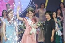 Trần Thị Hiền giành vương miện Người mẫu Quý bà Việt Nam 2018