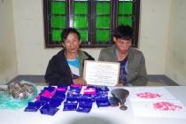 Điện Biên: Bắt quả tang hai người Lào vận chuyển 6.000 viên ma túy và 3kg thuốc phiện