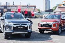 Mitsubishi Triton 2019 chốt giá, sẵn sàng cạnh tranh Ford Ranger