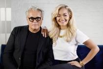 """Rita Ora """"nàng thơ"""" mới trong bộ sưu tập giày sáng tạo của nhà thiết kế bậc thầy Giuseppe Zanotti"""
