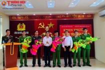 Thanh Hóa: Khen thưởng Công an huyện Thiệu Hóa