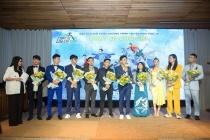 Nguyên dàn cast nam bất ngờ và trầm trồ về sức mạnh của nữ chính duy nhất Chạy Đi Chờ Chi Running Man Việt Nam