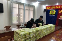 Thu giữ hơn 300kg ma túy lớn nhất từ trước tới nay tại TP.HCM