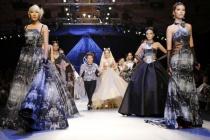 NTK Chung Chung Thanh Phong mở màn ấn tượng tại Tuần lễ thời trang Quốc tế Việt Nam Xuân Hè 2019