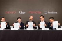 Toyota và SoftBank đổ thêm 1 tỷ USD cho Uber