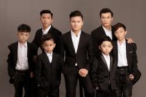 Xuân Lan công bố ảnh dự án Tự Hào Việt Nam quy tụ 30 nghệ sĩ và người mẫu nhí