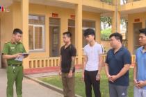 Bắt nhóm tổ chức đánh bạc trên 2.000 tỷ đồng tại Hưng Yên