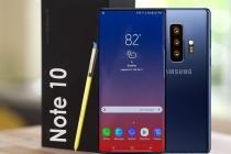 Galaxy Note10 sắp chính thức ra mắt tại New York