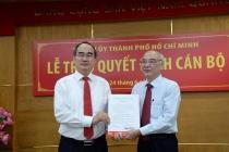 Ông Phan Nguyễn Như Khuê làm Trưởng ban Tuyên giáo Thành ủy TPHCM