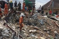 Sập tòa nhà do Trung Quốc đang xây dựng ở Campuchia, 24 người tử vong