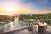 MIKGroup ra mắt condotel view biển đẹp nhất dự án Mövenpick Resort Waverly Phú Quốc