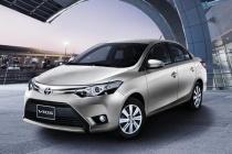 Toyota triệu hồi Vios do lỗi túi khí Takata tại Việt Nam