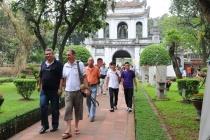 Đón 16,7 triệu lượt khách, Hà Nội thu hơn 57 tỷ đồng