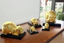 Giá vàng hôm nay 24/7: Giá vàng giảm do hoạt động chốt lời