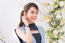 Hoa hậu Huỳnh Vy diện set đồ đắt giá, chia sẻ quan điểm về người phụ nữ hiện đại