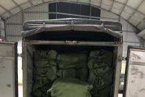 Lạng Sơn: Thu giữ 2,5 tấn nầm lợn không rõ nguồn gốc