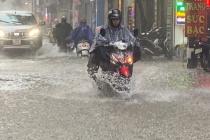 Dự báo thời tiết ngày 19/9: Mưa lớn bao trùm cả nước