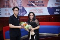 Nhân dịp 20/11, Đạo diễn Huỳnh Phúc Thanh Nhân gặp gỡ sinh viên